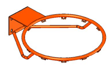 CBM606 aro baloncesto