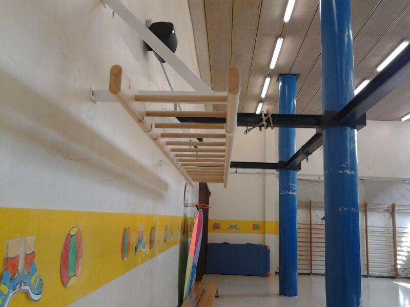 ESC4 escaleras horizontales