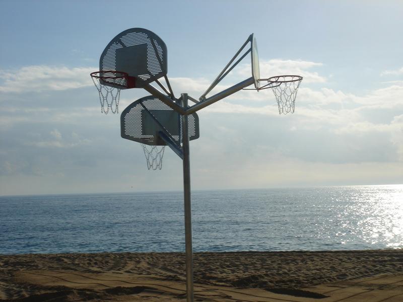 canasta basquet antivandalica