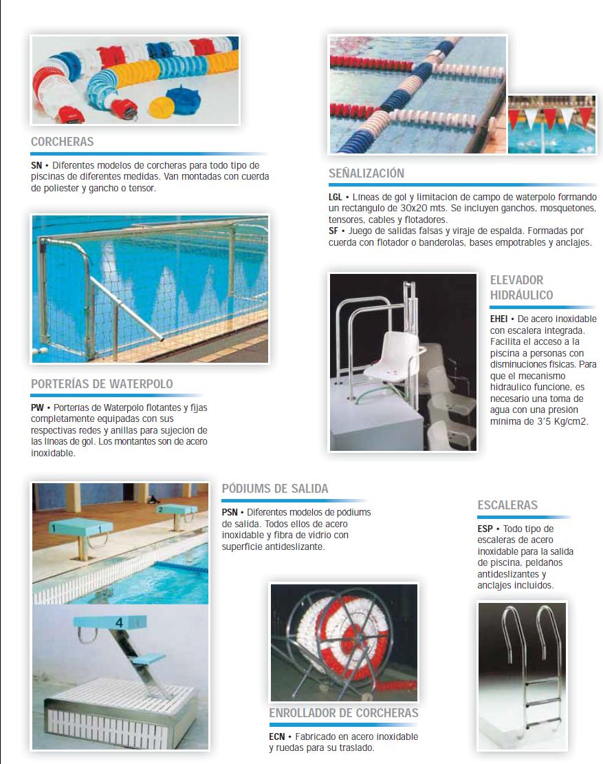 natacion y waterpolo