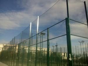 redes de protección deportivas